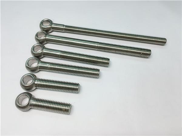 904l / 1.4539 / uns n08904 ögonbult, anpassade bultar för ventilmontering