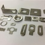 a2-70 ss304 stansningsdel av rostfritt stål