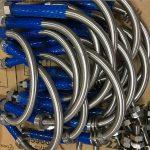 lågt pris på rostfritt stålrör u bolt a2, a4