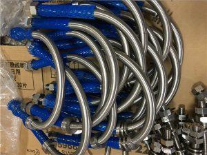 No.16-Lågt pris på rostfritt stålrör u bolt A2, A4