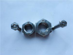 No.24-Alloy 660 Hex-bultar, fästelement
