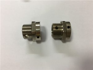 Nr.37-rostfritt stålplugg (sexkanthuvud) 304 (304L), 316 (316L)