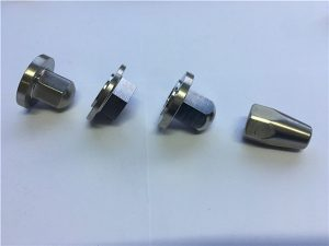 Nr.39-rostfritt stål icke standardmutter M6-M64 SS304 316