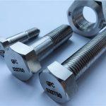 nickellegering monel400 stålpris per kg skruvfäste av skruvmuttrar en2.4360