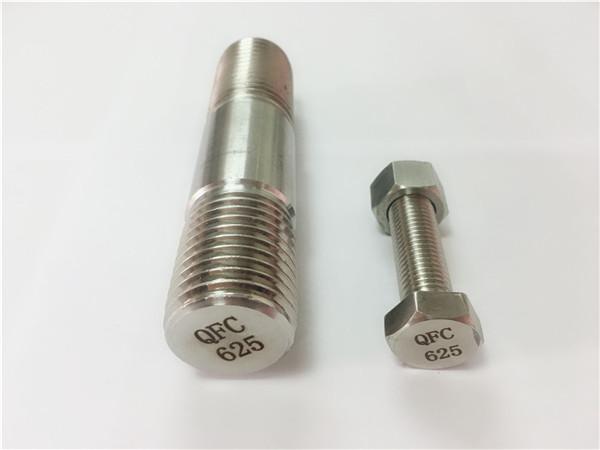 inconel 625 fästelement i nickel