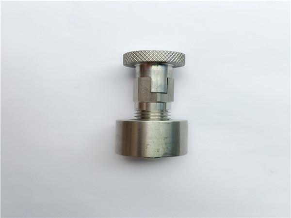 ss304, 316l, 317l, ss410 transportbult med rundmutter, icke-standardfästelement