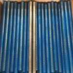 s32760 fästelement i rostfritt stål (zeron100, en1.4501) helt gängstång