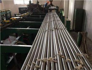 Super duplex s32760 (A182 F55) rundstång i rostfritt stål