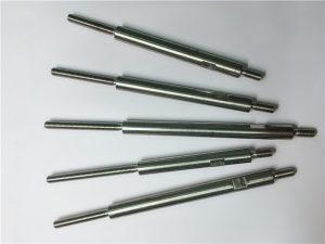 cnc precisionsbearbetning av gängade fästelement i rostfritt stål