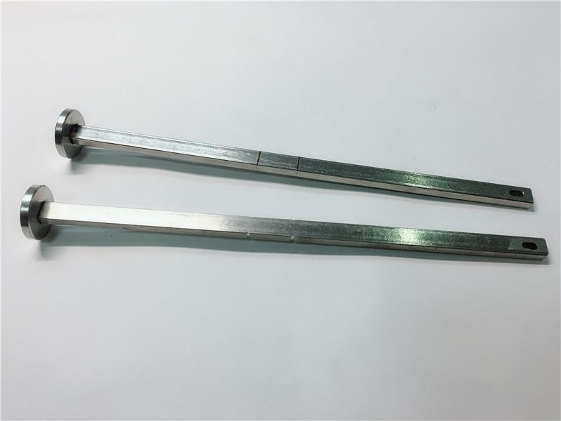 leverantör av hårdvarufästdon 316 rostfritt stål platthals fyrkantig din603 m4 transportbult