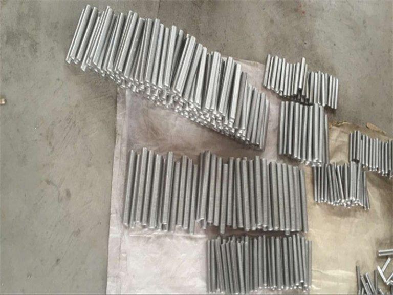 inconel 718 625 600 601 tappbult med sexkant och mutterfäste M6 M120
