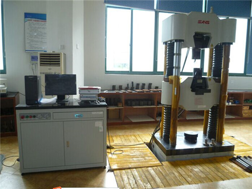 Universal Testing Machinery
